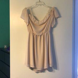Off white/ cream dress